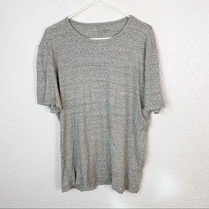 All Saints Grey Shirt XXL